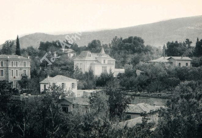 Οι εξοχές των Αθηνών πριν από περίπου έναν αιώνα