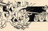 Αντλίες νερού εναντίον διαδηλωτών: Μια ελληνική πρωτοπορία του 1874!