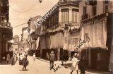 Εορτές στην οδό Ερμού στα τέλη του 19ου αιώνα