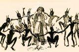 Οι Καλλικάντζαροι και η αθηναϊκή παράδοση