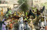 Οι νέες αστικές αποκριάτικες συνήθειες όταν η Αθήνα ανακηρύχθηκε πρωτεύουσα