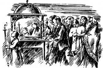 Επιτάφιοι στα τέλη του 19ου αιώνα και ο παράδοξος «Άγιος Αλανιάρης»