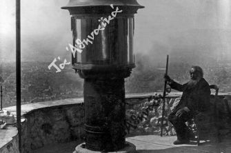 Η δραματική ιστορία του γέρου του Λυκαβηττού Εμμανουήλ Λουλουδάκη