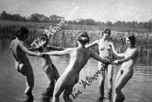 Οι πρώτοι γυμνιστές στην Ελλάδα και οι… διώξεις από τους βοσκούς