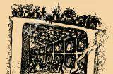 Γιοματάρια και κρασοκατανύξεις ανήμερα του Αγίου Δημητρίου στην παλιά Αθήνα