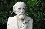 Οι απίστευτες περιπέτειες των δύο προτομών του Γ. Σουρή στην Αθήνα