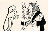 Η αδυναμία του Γ. Σουρή στις γυναικείες γάμπες και τα παθήματά του λόγω μυωπίας