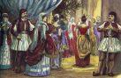 Πρωτοχρονιάτικοι μπελάδες με το χειροφίλημα της Βασιλίσσας (1881)