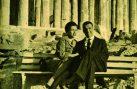 Στην Ακρόπολη των Αθηνών η διάσημη Λίντα Κρίστιαν (1958)