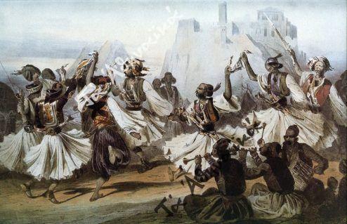 Ο χορός της Επανάστασης