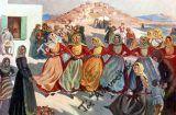 Ο Πασχαλινός χορός της τράτας και το πανηγύρι των Μεγάρων