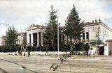 Το κτήριο που κτίστηκε για Πανεπιστήμιο και έγινε το Νοσοκομείο Ιπποκράτειο