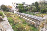 Διπλή αντιγκράφιτι επιχείρηση του Δήμου Αθηναίων σε γραμμές ΗΣΑΠ – Πάρκο Θησείου