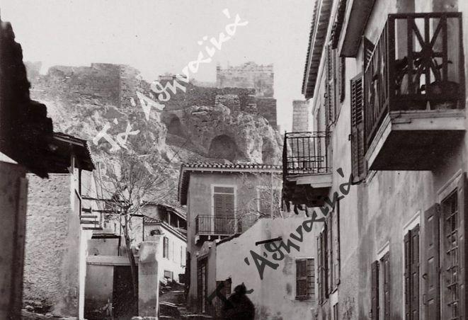 Η πρώτη ταβέρνα άνοιξε στην Πλάκα τα χρόνια του Όθωνα