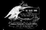 Είχε και η Ελλάς την δική της «Μαύρη Χείρα» (1913)