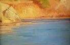 Η λιμνούλα της Βουλιαγμένης με τα θαυματουργά λασπόλουτρα